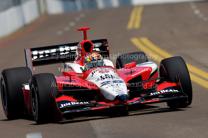 Honda Grand Prix of St. Petersburg, 3 April, 2005.Dan Wheldon.Copyright©F.Peirce Williams 2005.  ref.Digital Image Only