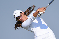 Maria Fassi (MEX) watches her tee shot on 2 during the round 3 of the Volunteers of America Texas Classic, the Old American Golf Club, The Colony, Texas, USA. 10/5/2019.<br /> Picture: Golffile   Ken Murray<br /> <br /> <br /> All photo usage must carry mandatory copyright credit (© Golffile   Ken Murray)