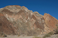Mecca Hills Painted Canyon