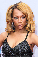 LOS ANGELES, CA - JUNE 30: Lil' Mama attends the 2013 BET Awards at Nokia Theatre L.A. Live on June 30, 2013 in Los Angeles, California. (Photo by Celebrity Monitor)