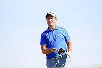 Steve Webster (ENG) on the 3rd tee during the 1st round of the 2017 Portugal Masters, Dom Pedro Victoria Golf Course, Vilamoura, Portugal. 21/09/2017<br /> Picture: Fran Caffrey / Golffile<br /> <br /> All photo usage must carry mandatory copyright credit (&copy; Golffile | Fran Caffrey)