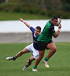 Div 1 Rugby Nelson v Marist,Saturday 7th June 2014, Trafalgar Park, Nelson, New Zealand<br /> Photo: Evan Barnes/shuttersport.co.nz