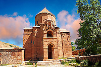 10th century Armenian Orthodox Cathedral of the Holy Cross on Akdamar Island, Lake Van Turkey 62