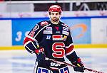 S&ouml;dert&auml;lje 2014-10-23 Ishockey Hockeyallsvenskan S&ouml;dert&auml;lje SK - Malm&ouml; Redhawks :  <br /> S&ouml;dert&auml;ljes Mattias Beck <br /> (Foto: Kenta J&ouml;nsson) Nyckelord: Axa Sports Center Hockey Ishockey S&ouml;dert&auml;lje SK SSK Malm&ouml; Redhawks portr&auml;tt portrait