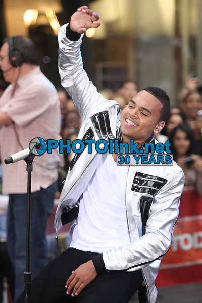 Chris Brown, 2008, Photo By John Barrett/PHOTOlink