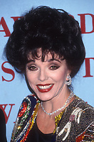 Joan Collins 1991<br /> Photo By Adam Scull/PHOTOlink/MediaPunch