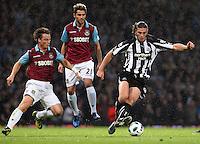 101023 West Ham Utd v Newcastle Utd