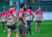 Action from the 2019 Heartland Championship warm-up rugby match between Horowhenua Kapiti and Wellington Centurions at Levin Domain in Levin, New Zealand on Saturday, 17 August 2019. Photo: Dave Lintott / lintottphoto.co.nz