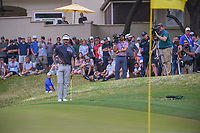 Bubba Watson (USA) prepares to putt on to 7 during day 5 of the World Golf Championships, Dell Match Play, Austin Country Club, Austin, Texas. 3/25/2018.<br /> Picture: Golffile | Ken Murray<br /> <br /> <br /> All photo usage must carry mandatory copyright credit (&copy; Golffile | Ken Murray)