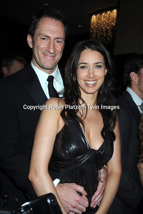 Ben Bailey and girlfriend attends the 39th Annual Daytime Emmy Awards on June 23, 2012 at the Beverly Hilton in Beverly Hills, California. The awards were broadcast on HLN.
