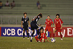 Group Stage A Vietnam VS Thailand during the 2008 AFC Women's Asian Cup, 1 June 2008, in Thong Nhat Stadium, Ho Choi Minh City, Vietnam. Photo by World Sport Group