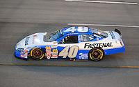 May 2, 2008; Richmond, VA, USA; NASCAR Nationwide Series driver Bryan Clauson during the Lipton Tea 250 at the Richmond International Raceway. Mandatory Credit: Mark J. Rebilas-