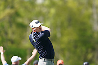 Jason Kokrak (USA) on the 5th tee during the 1st round at the PGA Championship 2019, Beth Page Black, New York, USA. 17/05/2019.<br /> Picture Fran Caffrey / Golffile.ie<br /> <br /> All photo usage must carry mandatory copyright credit (© Golffile | Fran Caffrey)