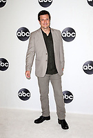 BEVERLY HILLS, CA - August 7: Nathan Fillion, at Disney ABC Television Hosts TCA Summer Press Tour at The Beverly Hilton Hotel in Beverly Hills, California on August 7, 2018. <br /> CAP/MPI/FS<br /> &copy;FS/MPI/Capital Pictures