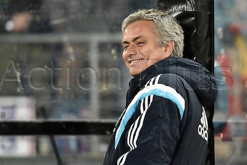 02.06.2015.  Sydney, Australia. Football Friendly. Sydney FC versus Chelsea FC. Chelsea coach Jose Mourinho before the game. Chelsea won the game 1-0.
