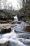 West Burton Waterfall, Yorkshire Dales