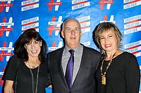 LOS ANGELES - SEP 25: Fagroy Lake, Pat Harris, Lisa Freiberger at 'Pat Harris' California Democratic U.S. Senate run 2018 kick off' at Catalina Jazz Club Bar & Grill on September 25, 2017 in Hollywood, California