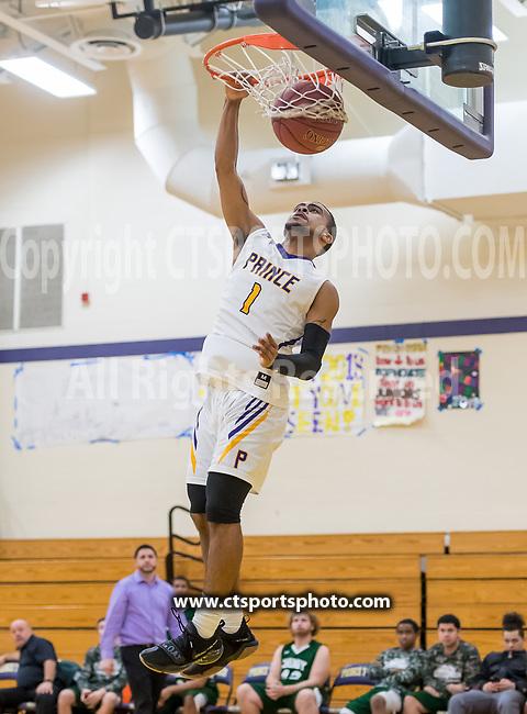 Cheney RVT @ Prince RVT Varsity Boys Basketball