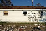Waveland, Mississippi-October 01