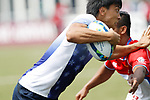 Chihito Matsui (JPN), <br /> AUGUST 30, 2018 - Rugby : <br /> Men's Group B match <br /> between Japan 92-0 Idonesia <br /> at Gelora Bung Karno Rugby Field <br /> during the 2018 Jakarta Palembang Asian Games <br /> in Jakartan, Idonesia. <br /> (Photo by Naoki Morita/AFLO SPORT)