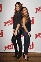 "AMELIE, SARAH - PHOTOCALL NRJ 12 DES CANDIDATS ""FRIENDS TRIP 4"" AU BUDDHA BAR A PARIS, FRANCE, LE 14/12/2017."