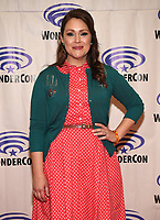 "ANAHEIM, CA - MARCH 31: Cast member Amber Nash of FX's ""Archer"" attends WonderCon 2019 at the Anaheim Convention Center on March 31, 2019 in Anaheim, California. (Photo by Frank Micelotta/FX/PictureGroup)"