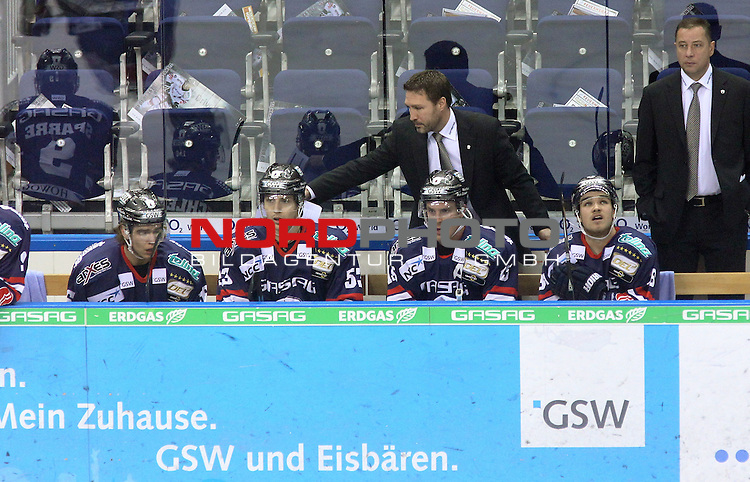 26.12.2013, O2-World, Berlin, GER, 1.DEL, Eisbaeren Berlin vs Ingolstadt, im Bild Jeff Tomlinson (Eisbaeren Berlin)<br /> <br />               <br /> Foto &copy; nph /  Schulz
