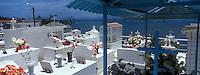France/DOM/Martinique/ Sainte-Luce:  Le cimetière en bord de mer