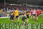 Crokes v UCC in the Senior Munster Club Championship Final 2011 at Fitzgerald Stadium on Sunday.