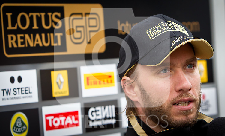 28.07.2011, Hungaroring, Budapest, HUN, F1, Grosser Preis von Ungarn, Hungaroring, im Bild Nick Heidfeld (GER), Lotus Renault GP  // during the Formula One Championships 2011 Hungarian Grand Prix held at the Hungaroring, near Budapest, Hungary, 2011-07-28, EXPA Pictures © 2011, PhotoCredit: EXPA/ J. Feichter