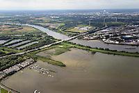 Naturschutzgebiet Holzhafen: EUROPA, DEUTSCHLAND, HAMBURG 2.09.2016 Naturschutzgebiet Holzhafen