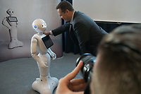 Pepper customer service robot