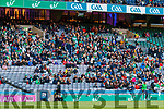 Spectators watch on during the AIB GAA Football All-Ireland Junior Club Championship Final match between Na Gaeil and Rathgarogue-Cushinstown at Croke Park on Saturday.