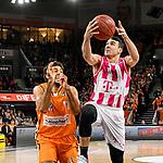 05.01.2020, ratiopharm arena, Neu-Ulm, GER, BBL, ratiopharm ulm vs Telekom Baskets Bonn, <br /> im Bild Grant Jerrett (Ulm, #11), Anthony DiLeo (Bonn, #11)<br />   <br /> Foto © nordphoto / Hafner