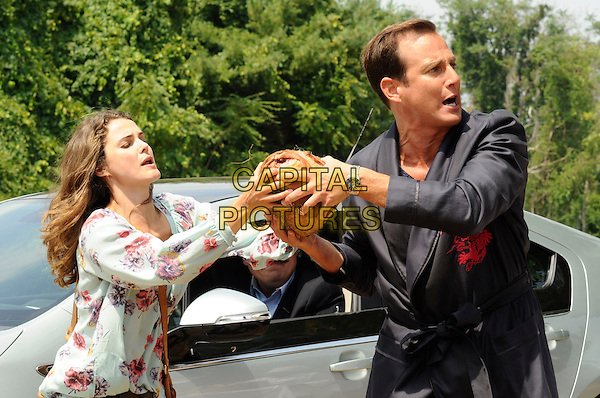 KERI RUSSELL & WILL ARNETT.in Running Wilde .*Filmstill - Editorial Use Only*.CAP/FB.Supplied by Capital Pictures.