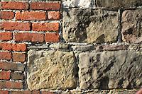 1700's brick construction