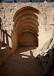A room where merchants had their shops in Jerash