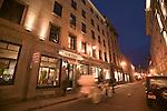 Hotel Nelligan Exterior, Montreal, QC