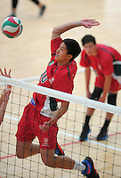 121130 Volleyball - North Island Secondary Schools Finals