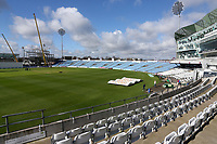 General view of the ground during Yorkshire CCC vs Essex CCC, Specsavers County Championship Division 1 Cricket at Emerald Headingley Cricket Ground on 16th April 2018