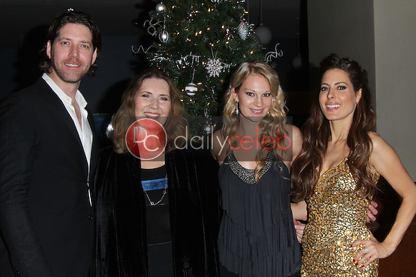 James Barbour, Bettie Ross, Tara Voight, Kerri Kasem<br />