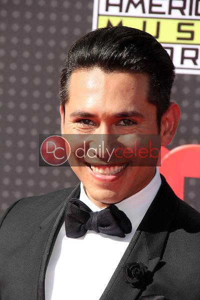 Christian Ramirez<br /> at the Latin American Music Awards, Dolby Theater, Hollywood, CA 10-08-15<br /> David Edwards/Dailyceleb.com 818-249-4998