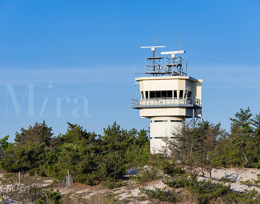 Pilot Radar Tower at Cape Henlopen State Park, Lewes, Delaware