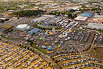 Aerial View of the Oregon State Fair, Salem, Oregon
