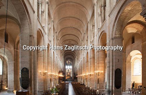 Basilika Saint Sernin, Toulouse, Canal du Midi, Frankreich, France