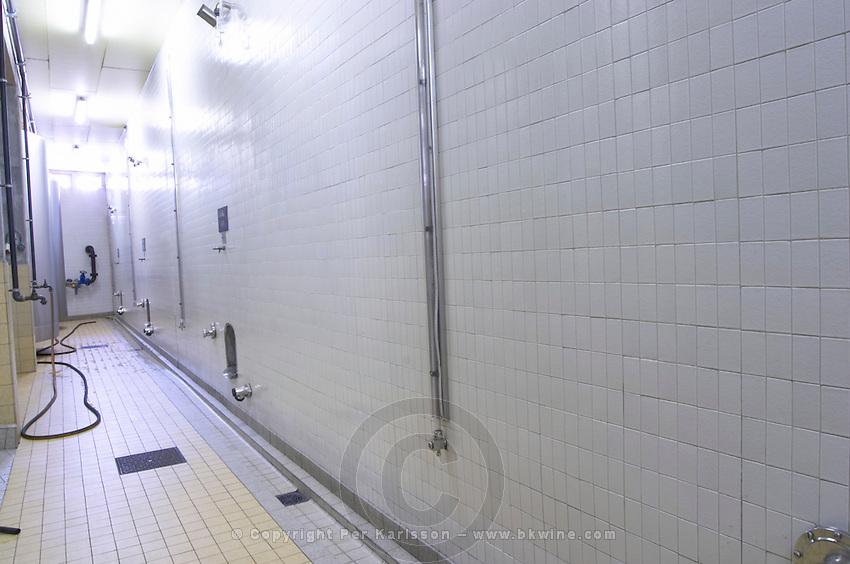 concrete vats tiled f e trimbach ribeauville alsace france