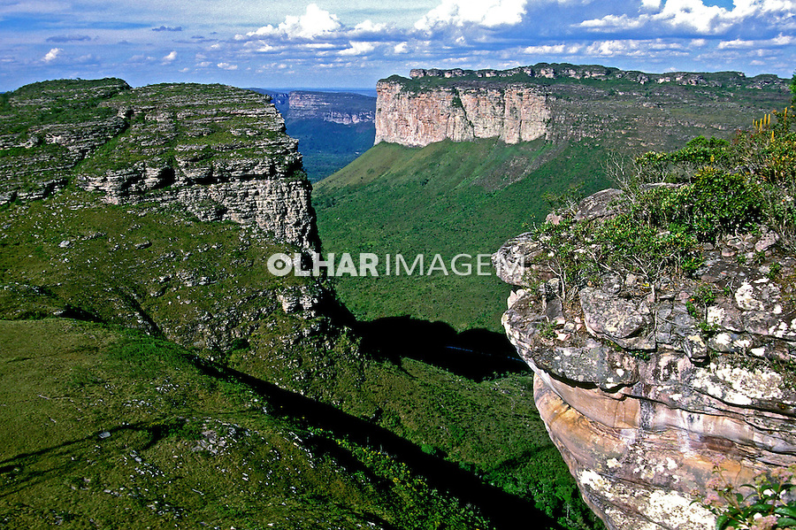 Parque Nacional da Chapada Diamantina. Bahia. Foto de Carlos Luvizari.