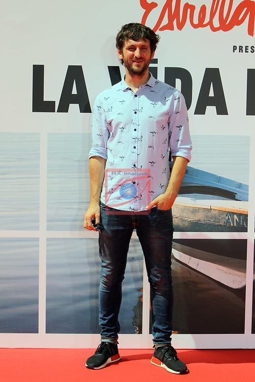 Estrella Damm presenta:<br /> La Vida Nuestra.<br /> Raul Arevalo.
