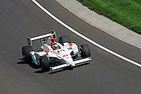 10-18 May 2008, Indianapolis, Indiana, USA. Davey Hamilton's Honda/Dallara.©2008 F.Peirce Williams USA.