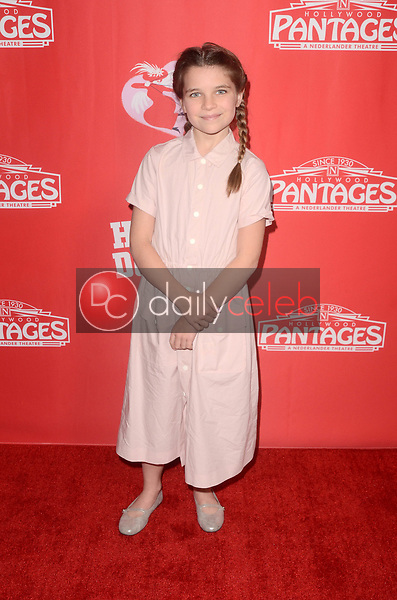 Raegan Revord<br /> at the Hello Dolly! Los Angeles Premiere, Pantages Theater, Hollywood, CA 01-30-19<br /> David Edwards/DailyCeleb.com 818-249-4998